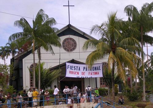 Las parroquias jesuitas