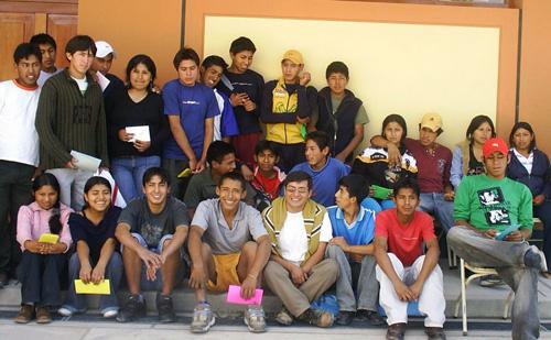 ENCUENTROS – Servicio Jesuita para la Solidaridad