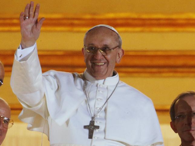 Jesuitas del Perú ante la elección del nuevo Papa Francisco I