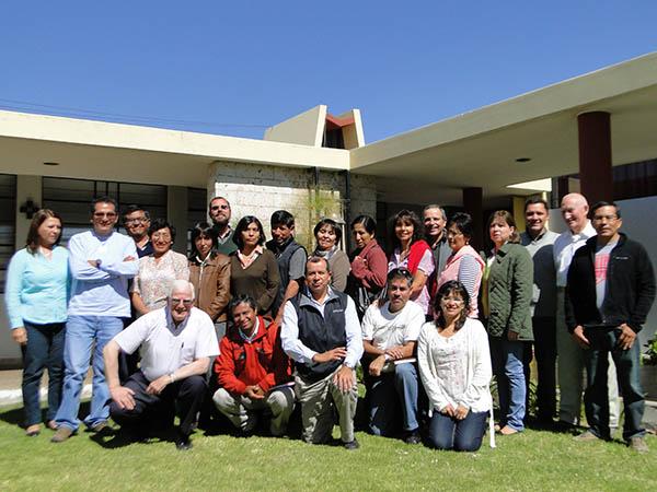 P. Provincial se reúne con Plataformas Apostólicas del Sur