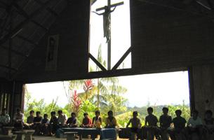 La Misión en la Amazonía