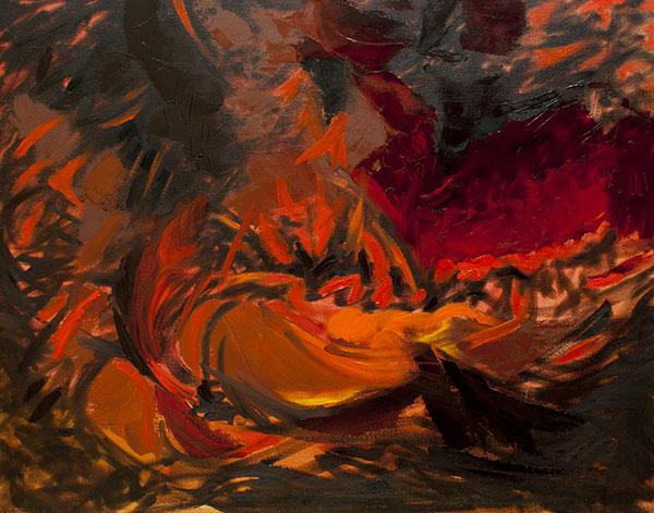 """Muestra individual """"Apocalipsis 21"""" de José Francisco Navarro, SJ"""