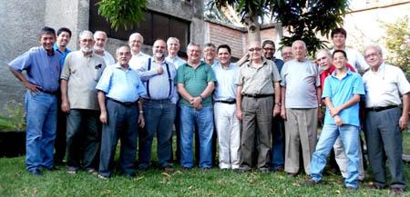 Encuentro de jesuitas del Vicariato San Francisco Javier de Jaén