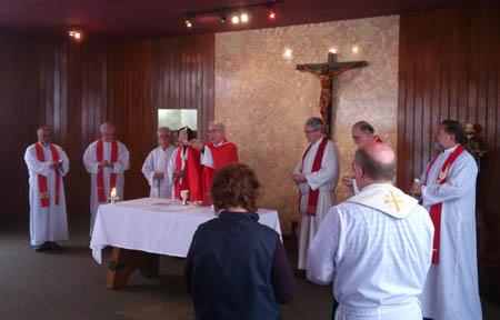La  Conferencia de Provinciales Jesuitas de América Latina comienza sus actividades en Lima