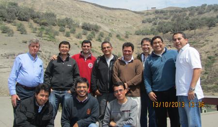 Encuentro semestral de sacerdotes y hermanos jóvenes