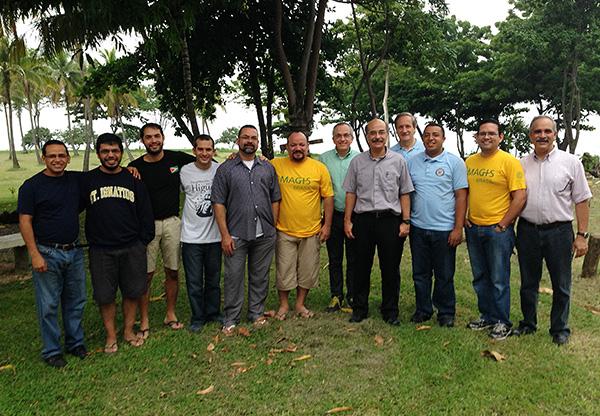 Encuentro de Promotores Vocacionales del Proyecto Caribe