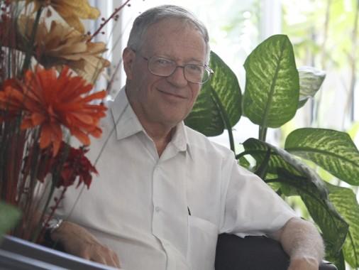 P. Jeffrey Klaiber SJ en la Casa del Padre
