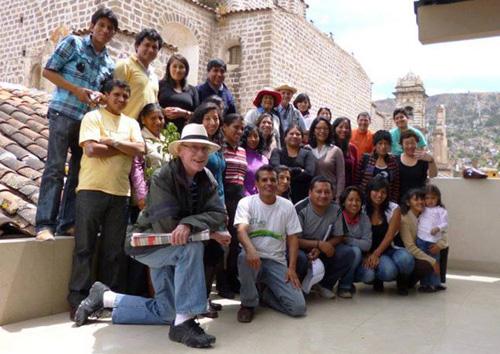 Jesuits in Peru