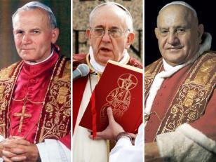 Opinión: Tres Papas, un Concilio (P. Víctor Hugo Miranda, SJ)