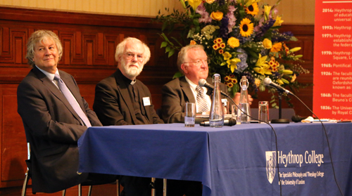 400 años del Heythrop College, la facultad jesuita de Londres