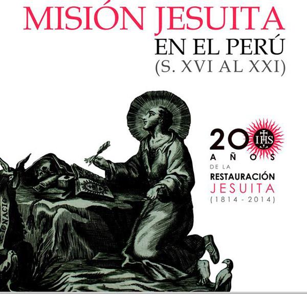 Invitación: celebramos los 200 años de la Restauración de la Compañía de Jesús