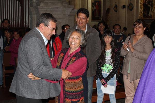 Hno. Arístides Estela: 50 años de jesuita