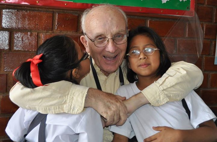 P. Antonio Bachs SJ en la Casa del Padre