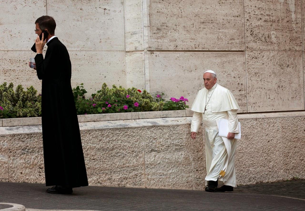 La 'parresía' del Papa Francisco