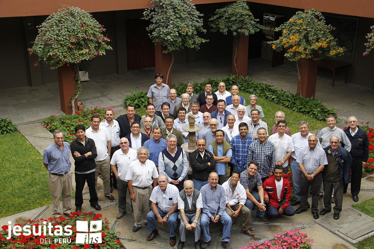 Congregación Provincial 2015