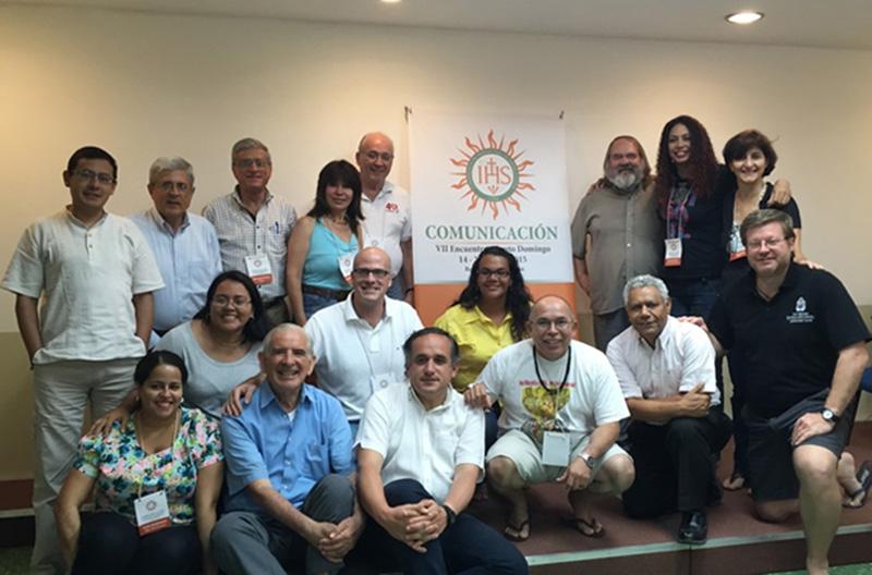 Encuentro de Comunicadores Jesuitas en Santo Domingo