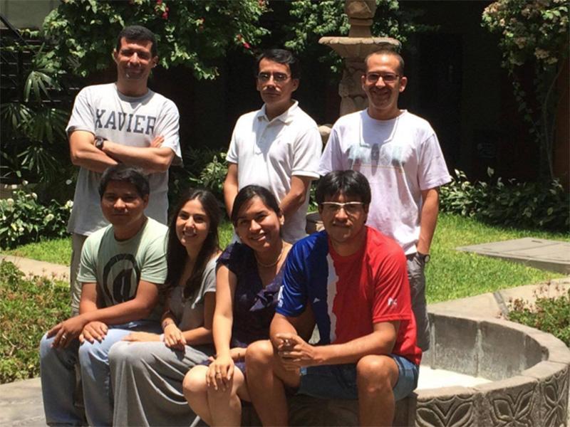 Reunión Comisión Pastoral Juvenil Jesuitas del Perú