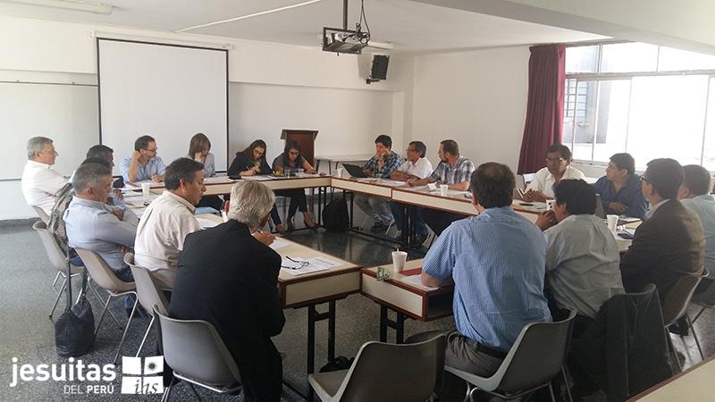Reunión SEPSI con Universidad Jesuitas