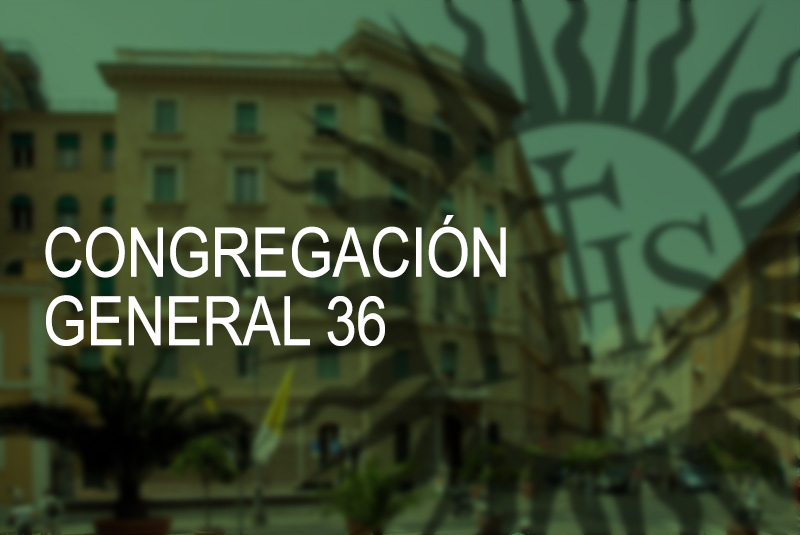 Comunicado de Congregación General 36