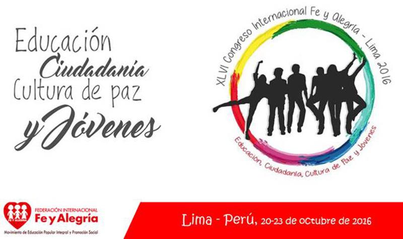 Congreso Internacional de Fe y Alegría