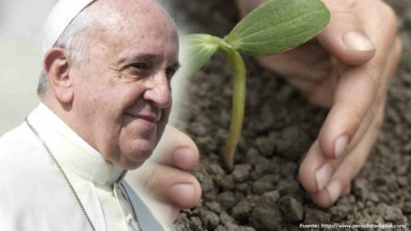 Libro de P. Patxi Álvarez sobre el Papa y la Ecología