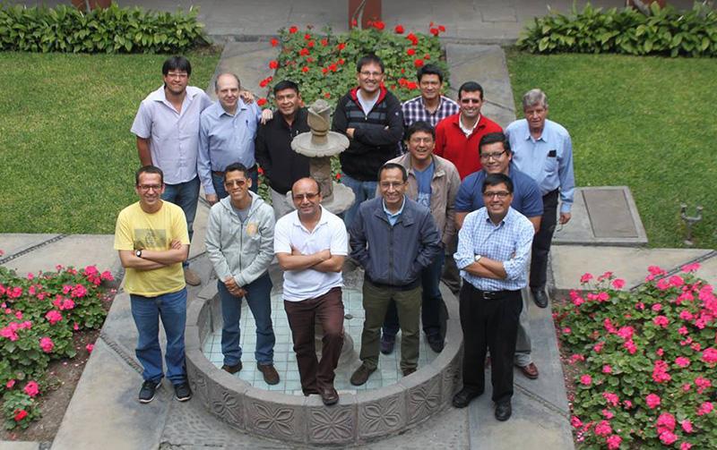 Reunión de sacerdotes y hermanos jóvenes de la Compañía de Jesús