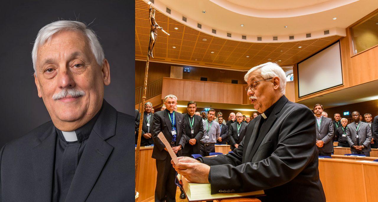 P. Arturo Sosa SJ, nuevo Superior General de los Jesuitas
