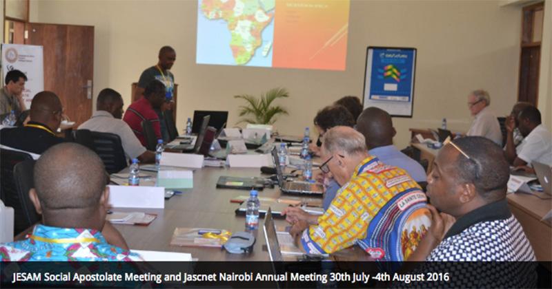 Informe de reunión de Delegados del Sector Social de la Misión del África