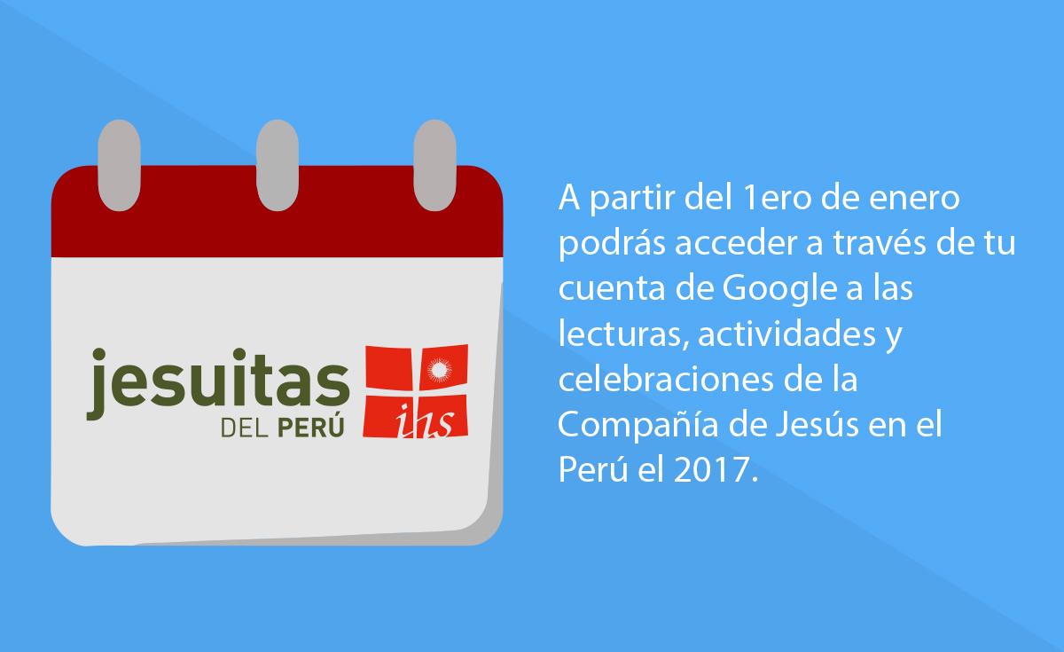 Calendario Jesuitas 2017