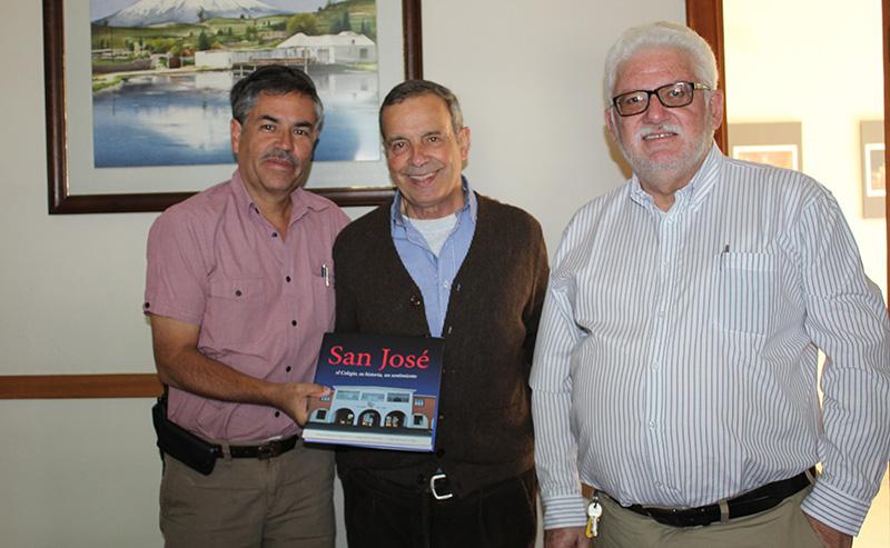 Publicación de  libro sobre Colegio San José de Arequipa