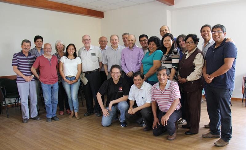 Reunión de Plataforma Lima