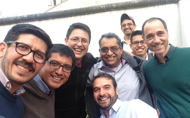 Visita de Encargado de Vocaciones a provincia de México