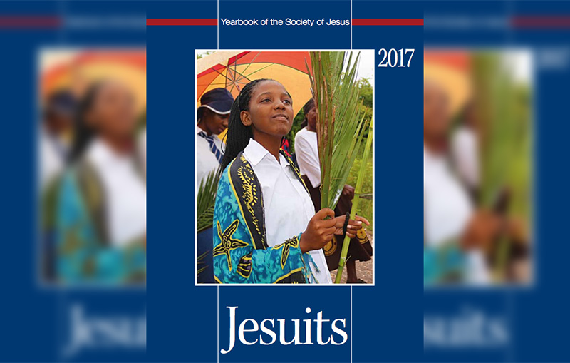 Publicación de Anuario Jesuitas 2017