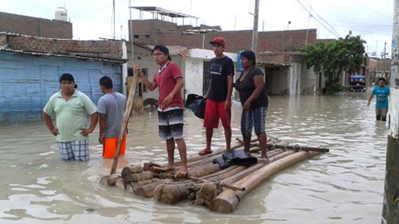 Entreculturas y ALBOAN en apoyo a damnificados en Perú