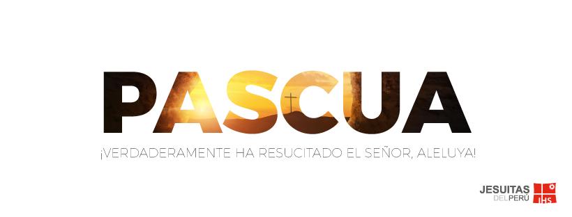 SALUDO DEL PADRE PROVINCIAL POR PASCUA DE RESURRECCIÓN