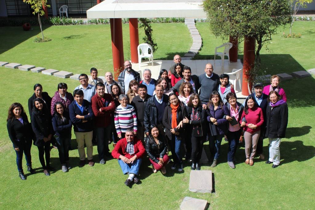 Se llevó a cabo Encuentro de Plataformas del Sur en Arequipa