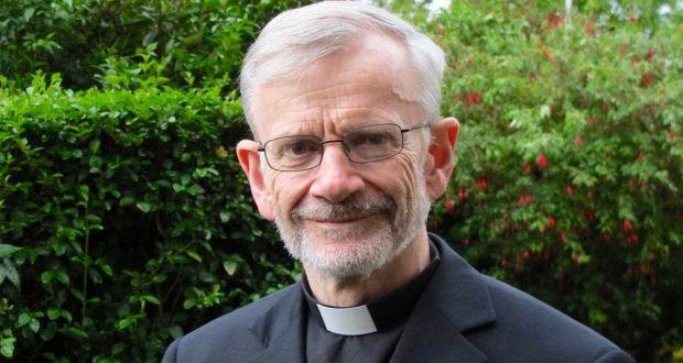 Primer Obispo jesuita en Irlanda