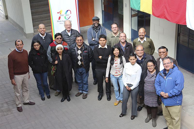 Se celebró Encuentro de la Misión Triple Frontera