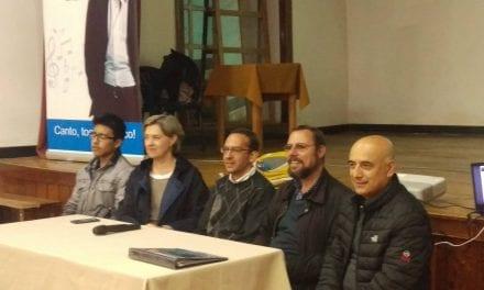 Sinfonía por el Perú en Andahuaylillas