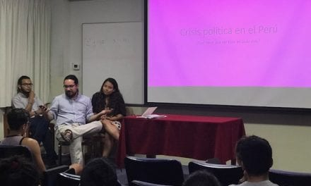 Conversatorio entre jóvenes y jesuitas sobre la actual crisis política