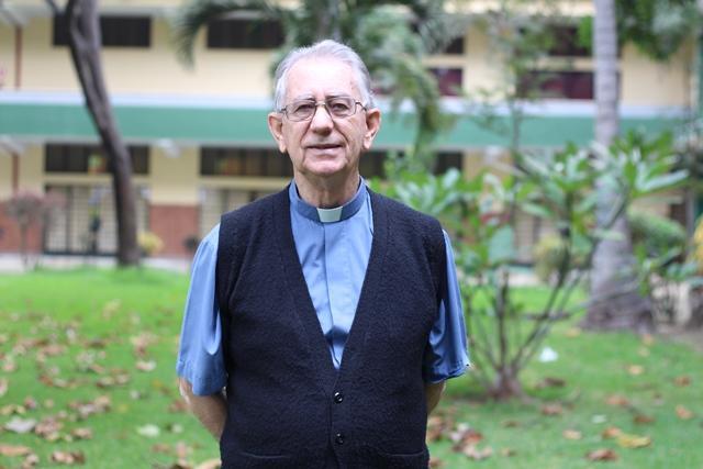 Falleció el P. Francisco de la Aldea SJ