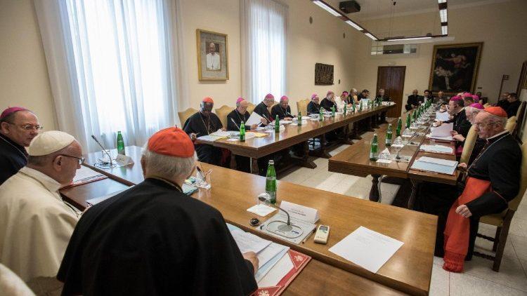 Primera reunión del Consejo Pre-sinodal del Sínodo de Obispos para la Región Panamazónica