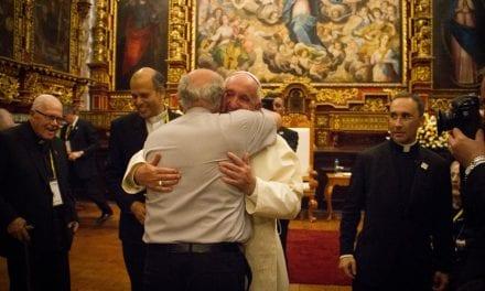 Reunión del Papa con la Compañía de Jesús: Un encuentro entre hermanos
