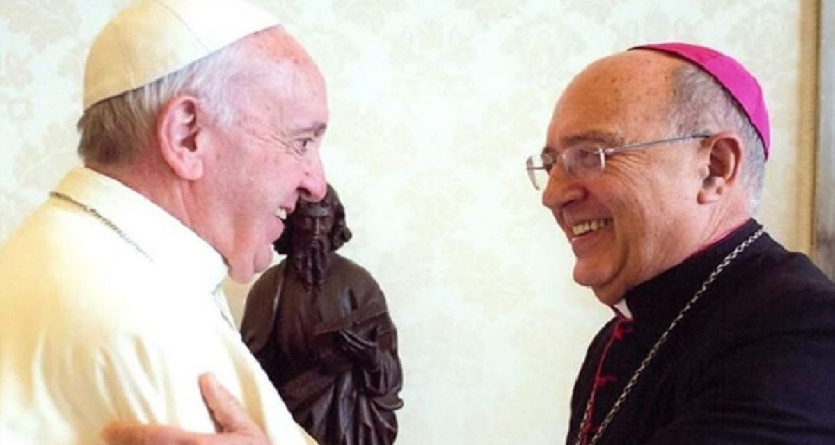 Jesuitas del Perú saludamos a Mons. Pedro Barreto SJ