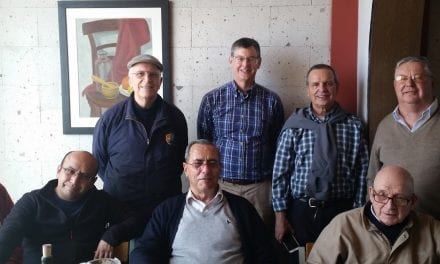 Provincial de la Midwest Province culminó su visita al Perú