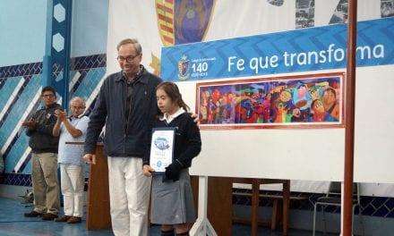 """Alumna del CI gana Concurso de Arte FLACSI """"Miradas de Hospitalidad y Migración"""""""