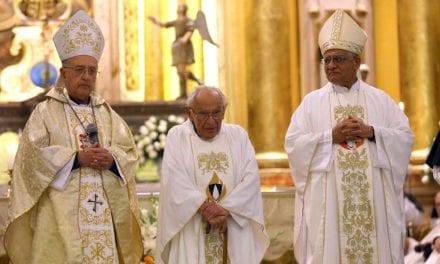 Eucaristía por los 90 años del P. Gustavo Gutiérrez