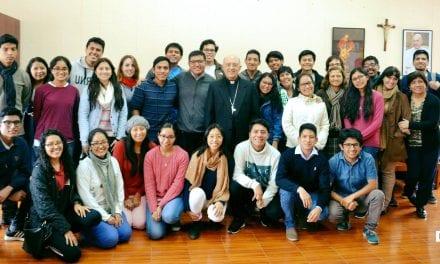 Cardenal Pedro Barreto SJ: regreso al Perú