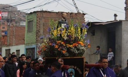 Se celebró «Triduo Ignaciano» en El Agustino