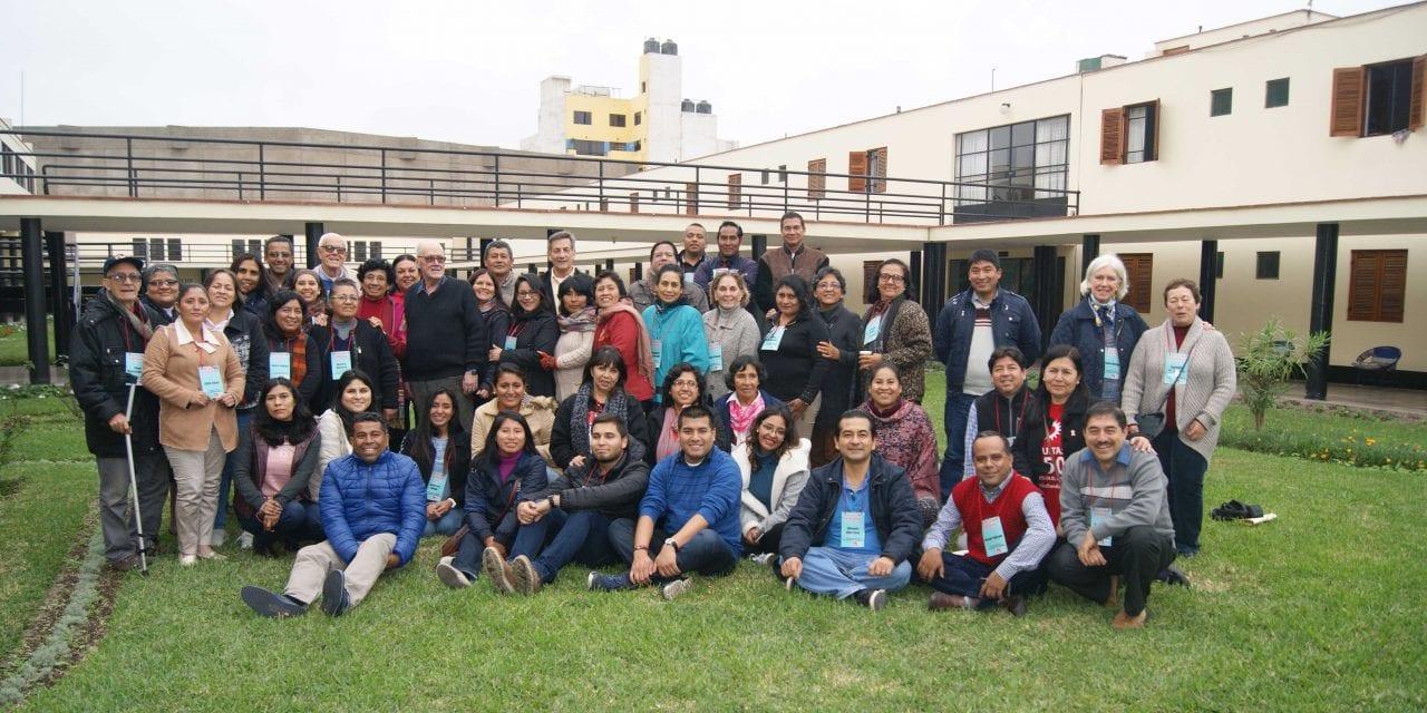 «Colaboración en el corazón de la misión»: Encuentro Nacional